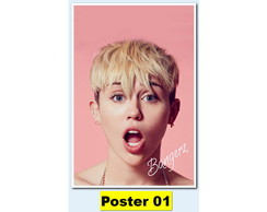 POSTER 30X40 - Poster Miley Cyrus