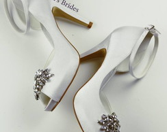 Peep Toe Broche