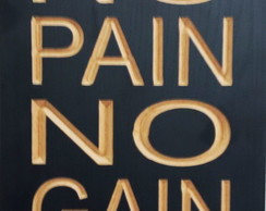 Quadro - No Pain No Gain