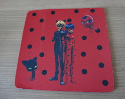 MOUSE PAD LADY BUG