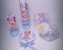 Kit Persnalizado Minnie Baby