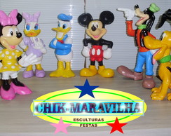 Conjunto Turma do Mickey