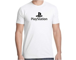 Camiseta Branca PlayStation