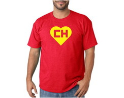 Camiseta Chapolin Colorado