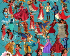 Kit Scrapbook Digital Elena de Avalor