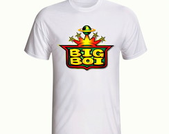 Camiseta Big Boi Cantor Rap Hip Hop