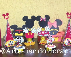 Kit Festa Mickey e Minnie