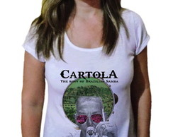Camiseta Outlaw Cartola Raiz do Samba