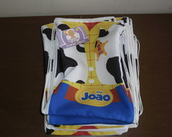 Mochilinha 22x26 Toy Story Woody