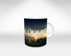 Caneca de Porcelana Under The Dome