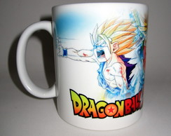 Caneca Exclusiva Dragon Ball Z