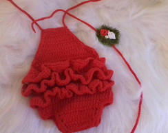 body de croche newborn