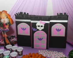 Castelo em Eva Monster High