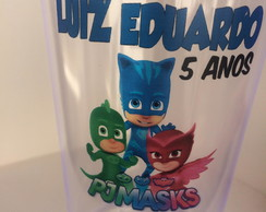 Copo caldereta 500ml pj masks