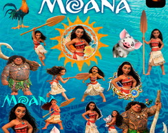 Kit Digital PNG - Moana