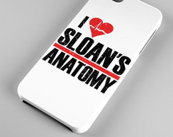 Capinha Case Grey's Anatomy 0047