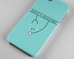 Capinha Case Grey's Anatomy 0050