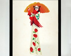 Poster Myrtle Snow