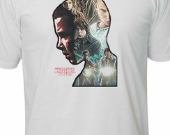 Camiseta stranger things Geek Nerd
