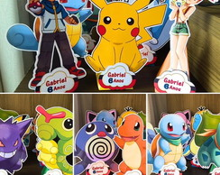 Pokemon - Display de mesa