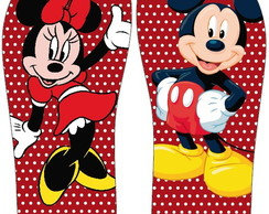 Chinelo Mickey. e Minnie.