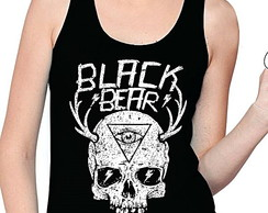 REGATA BLACK BEAR - SKULL