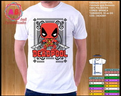 Camisetas Deadpool