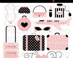 Kit Digital Paris scrapbook