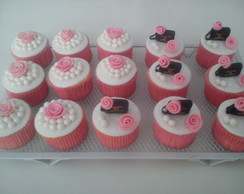 "Cupcake ""Chanel Paris"""