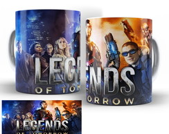 caneca seriado dc legends of tomorrow 1