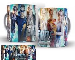 caneca seriado dc legends of tomorrow 02