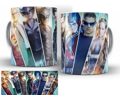 caneca seriado dc legends of tomorrow 04