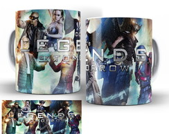 caneca seriado dc legends of tomorrow 05