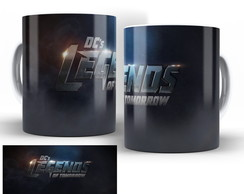 caneca seriado dc legends of tomorrow 07