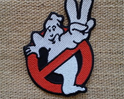 Patch termocolante bordado Ghostbuster
