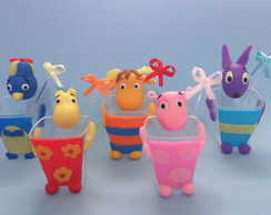 Copinho Backyardigans