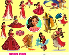 Kit Digital Elena de Avalor 2