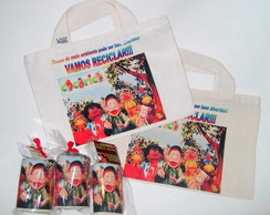 Cocoricó - Eco Bag Infantil