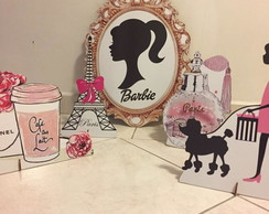 KIT BARBIE PARIS