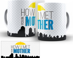 caneca seriado how i met your mother 02