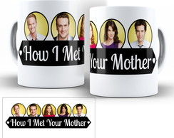 caneca seriado how i met your mother 03