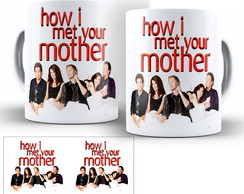 caneca seriado how i met your mother 04
