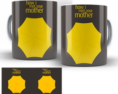 caneca seriado how i met your mother 11
