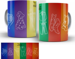 caneca seriado how i met your mother 13