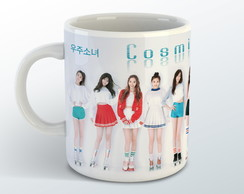 Caneca Cosmic Girls