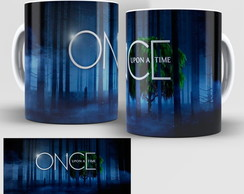 caneca seriado once upon a time 11