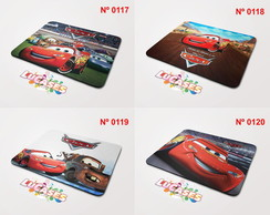 Mouse Pad Carros Relampago McQueen