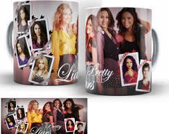 caneca seriado pretty little liars 09