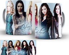 caneca seriado pretty little liars 10