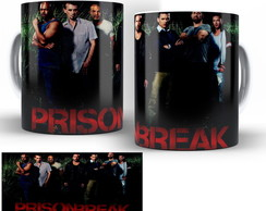caneca seriado prison break 05